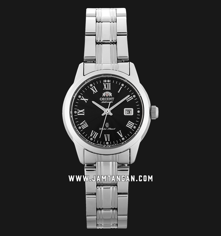 Orient SNR1L002B Classic Automatic Ladies Black Dial Stainless Steel Machtwatch