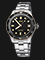 Oris Divers Sixty-Five 733 7747 4354 MB Men Black Dial Stainless Steel Strap Thumbnail