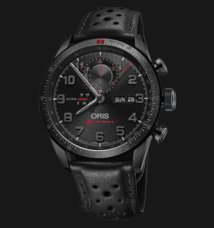 Oris Audi Sport Limited Edition II Leather Strap 778 7661 7784 SET 5 22 87BFC Machtwatch