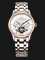 Seagull 217.427-WH Classic Automatic Mechanical White Dial Dual Tone Stainless Steel Strap Thumbnail