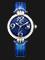 Seagull 719.752L-BU Diamond Automatic Mechanical Blue Dial Blue Leather Strap Thumbnail