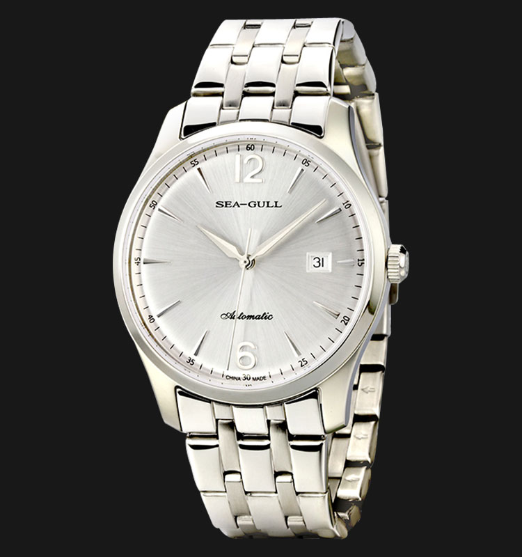 Seagull 816.438 - Automatic Mechanical Stainless Steel Machtwatch