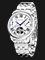Seagull 816.521 Flywheel Automatic Mechanical Silver Dial Stainless Steel Strap Thumbnail