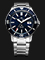 Seagull 816.523-BU Ocean Star Automatic 200M Dive Blue Dial Stainless Steel Strap Thumbnail