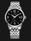 Seagull 816.661-BL Classic Automatic Mechanical Black Dial Stainless Steel Strap Thumbnail
