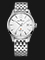 Seagull 816.661-WH Classic Automatic Mechanical White Dial Stainless Steel Strap Thumbnail