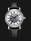 Seagull 819.368KZ Classic Automatic Mechanical Silver Dial Black Leather Strap FOUNDATION SERIES Thumbnail