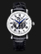 Seagull 819.368YB Classic Automatic Mechanical Silver Dial Black Leather Strap FOUNDATION SERIES Thumbnail