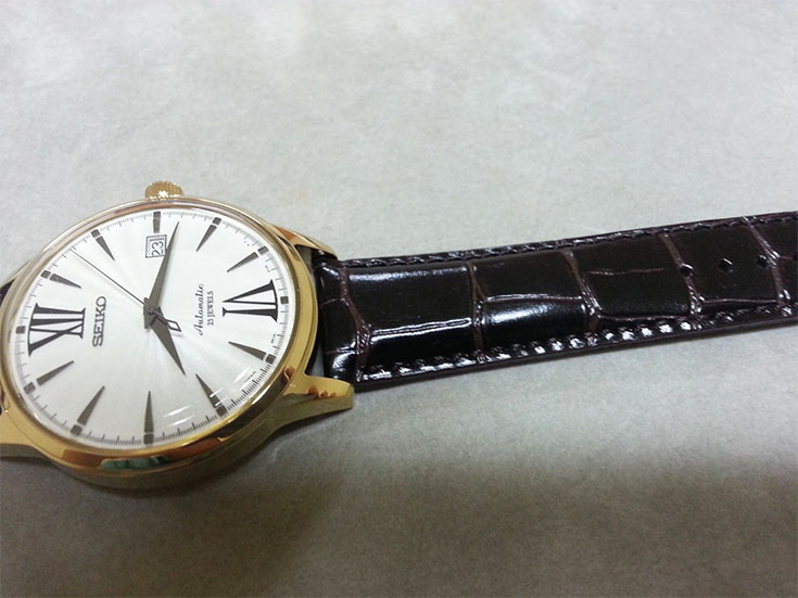 Seiko Automatic SARB066 Cocktail Time Machtwatch