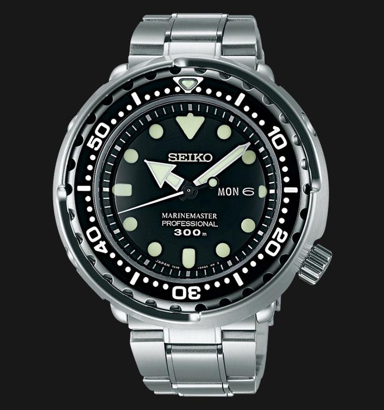 Seiko Prospex SBBN031J Tuna Marinemaster Professional 300M Divers Quartz Machtwatch