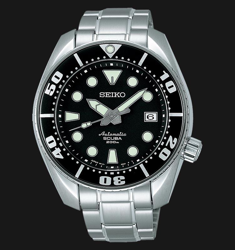 Seiko Prospex SBDC001 Sumo Automatic Scuba 200M | Jamtangan.com