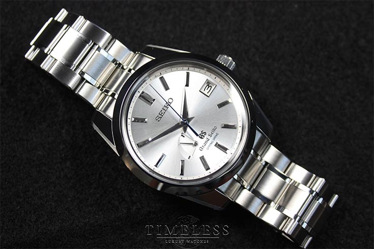 Grand Seiko SBGA103 Limited Edition Machtwatch