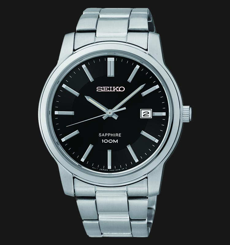 Seiko Classic SGEH05P1 Sapphire Crystal Machtwatch