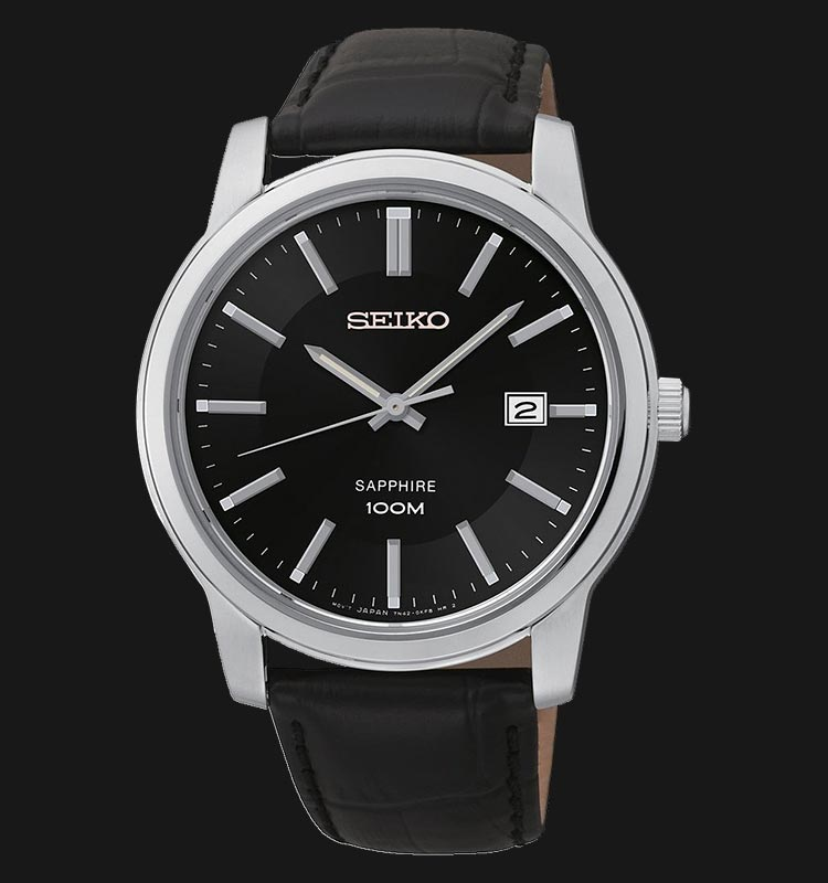 Seiko Classic SGEH19P1 Sapphire Crystal Machtwatch