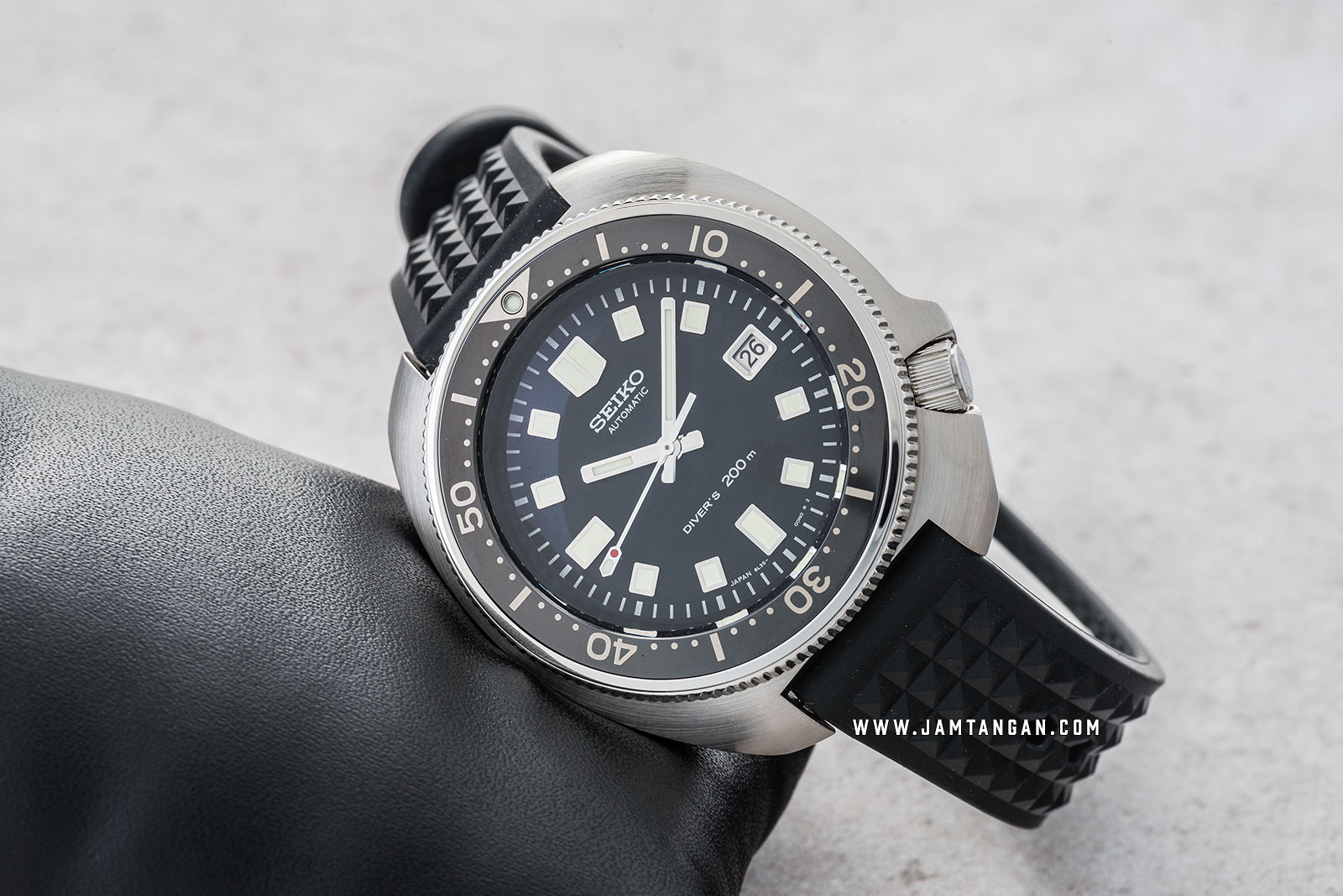 Seiko Prospex SLA033J1 Baselworld 2019 Divers 200M Limited Edition Machtwatch