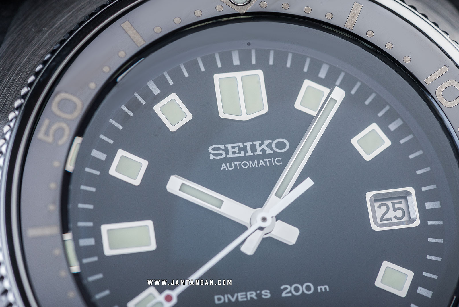Seiko Prospex SLA033J1 Baselworld 2019 Divers 200M Limited Edition Machtwatch