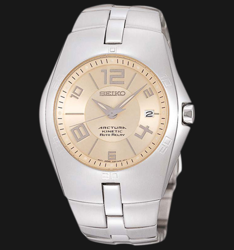 Seiko Arctura Kinetic Auto Relay SNG067P1 Machtwatch