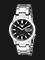Seiko 5 SNK795K1 Automatic Black Dial Stainless Steel Strap Thumbnail
