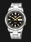 Seiko 5 SNKK17K1 Automatic Black Dial Stainless Steel Thumbnail