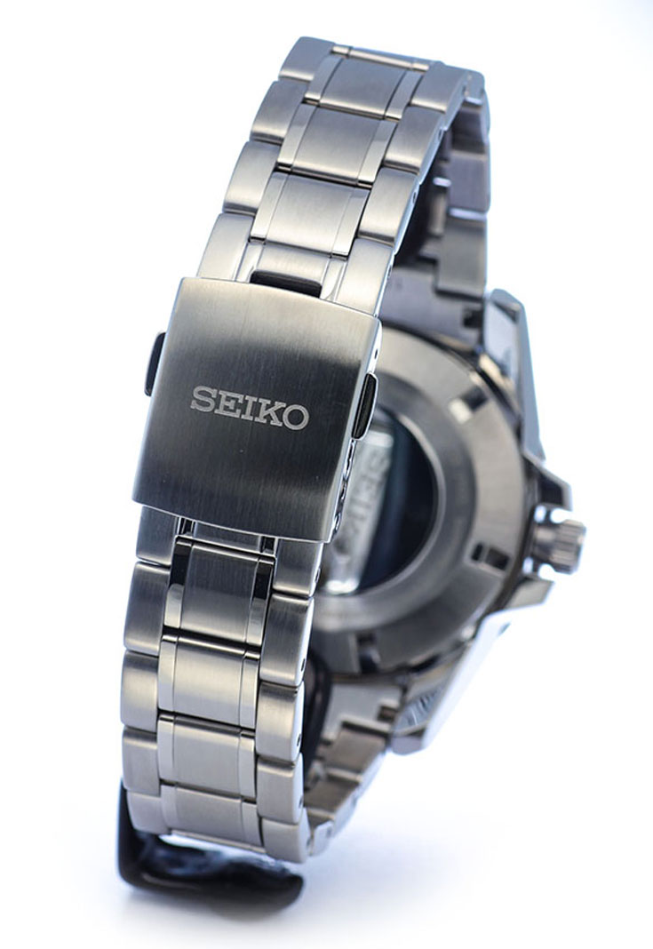 Seiko Sportura SNP085P1 Kinetic Perpetual Machtwatch