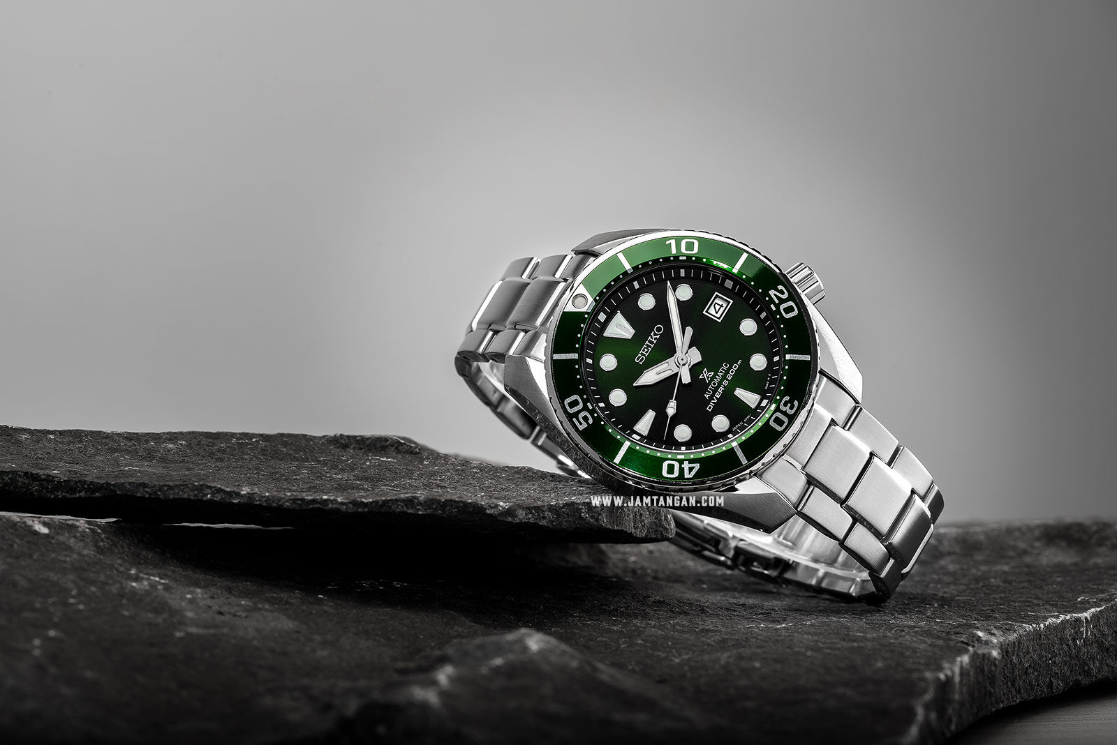 Seiko Prospex SPB103J1 Sumo Baselworld 2019 Automatic 200M Water Resistance Stainless Steel Strap Machtwatch