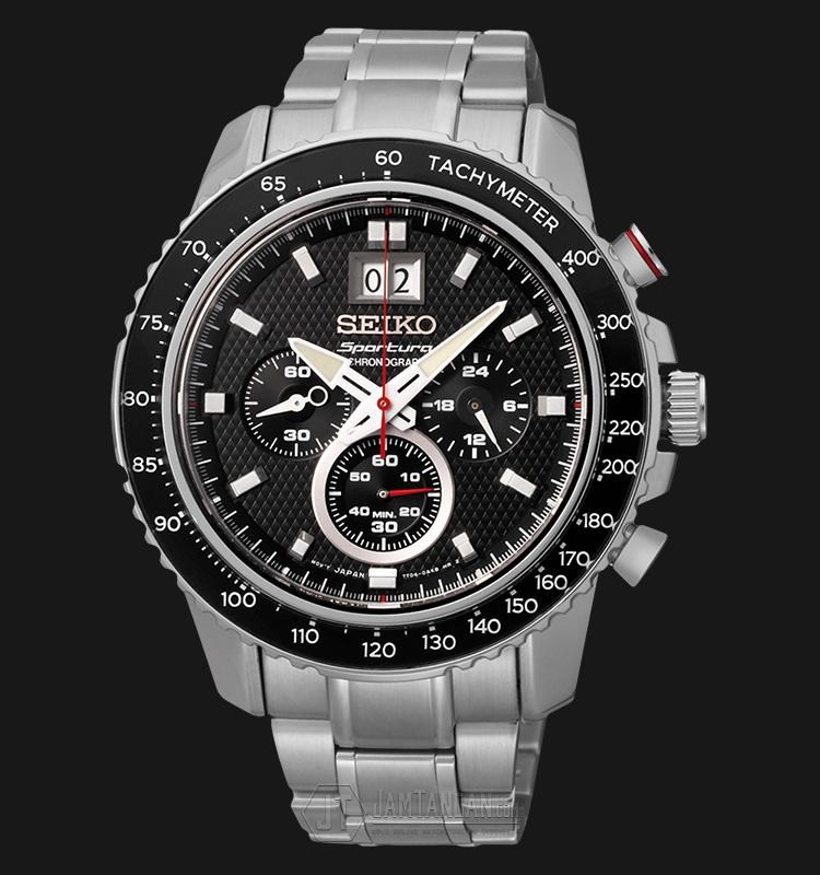 Seiko Sportura Chronograph SPC137P1 Machtwatch