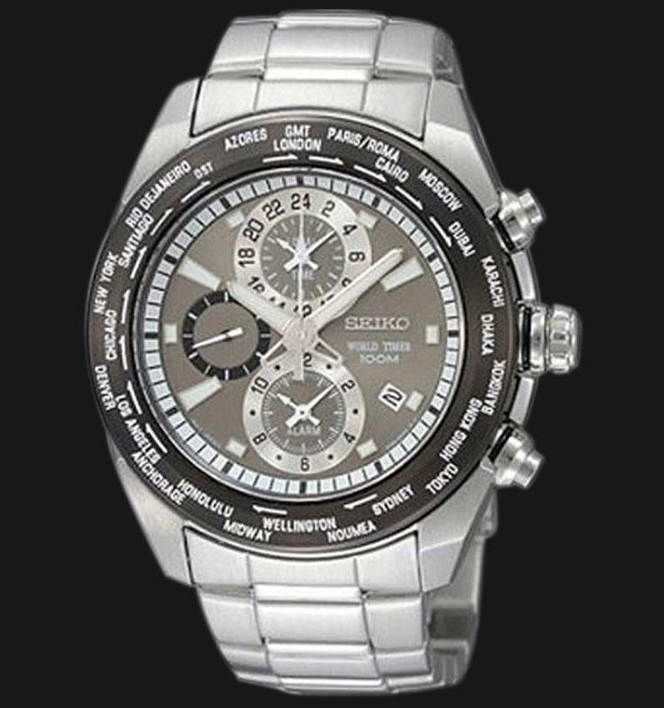 Seiko World Time SPL035P1 Machtwatch