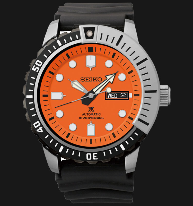 Seiko Prospex SRP589K1 Automatic Divers 200M Machtwatch