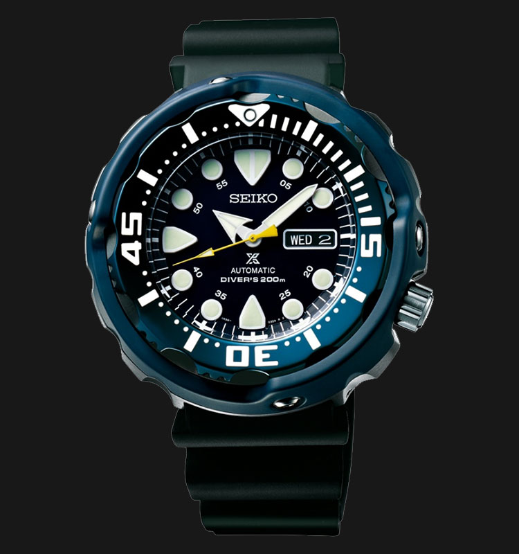 Seiko Prospex SRP653K1 Automatic Divers 200M 50th Anniversary Special Edition Machtwatch