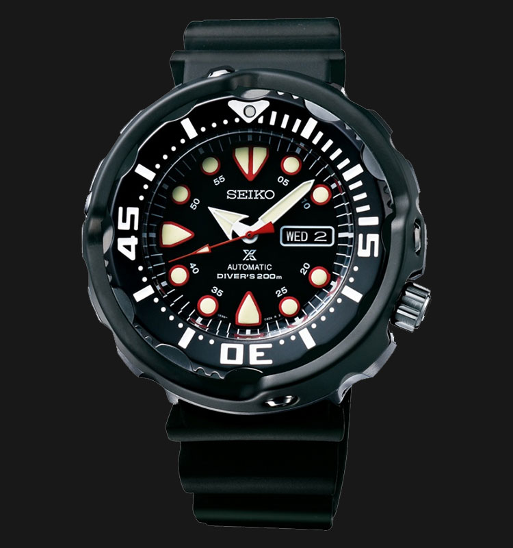 Seiko Prospex SRP655K1 Automatic Divers 200M 50th Anniversary Special Edition Machtwatch