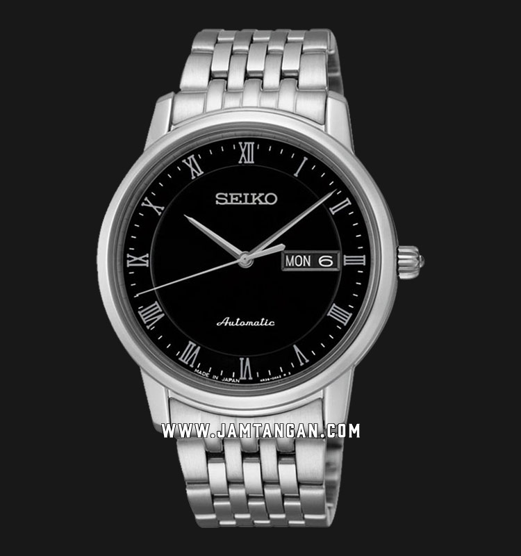 Seiko Presage SRP693J1 Men Automatic Sapphire Crystal Stainless Steel Machtwatch