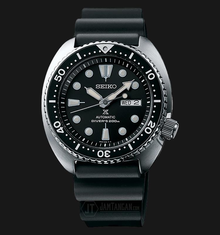 Seiko Prospex SRP777K1 Turtle Edition Automatic Divers 200M Rubber Strap Machtwatch