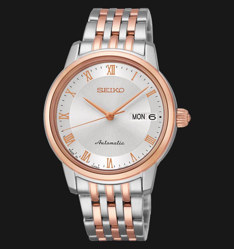 Seiko SRP882J1 Presage Ladies Automatic Sapphire Crystal Machtwatch
