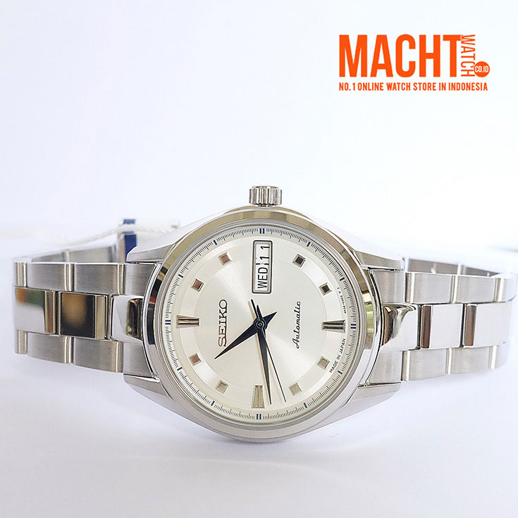 Seiko Presage SRP899J1 Ladies Automatic Sapphire Crystal Stainless Steel Machtwatch