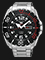 Seiko SRPB35K1 5 Sports Baby Monster Automatic Black Dial Stainless Steel Thumbnail