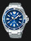 Seiko Prospex SRPD23K1 Samurai Save The Ocean Baselworld 2019 Auto Divers 200M Stainless Steel Strap Thumbnail