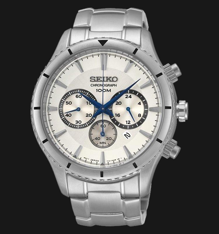 Seiko Chronograph SRW033P1 Machtwatch