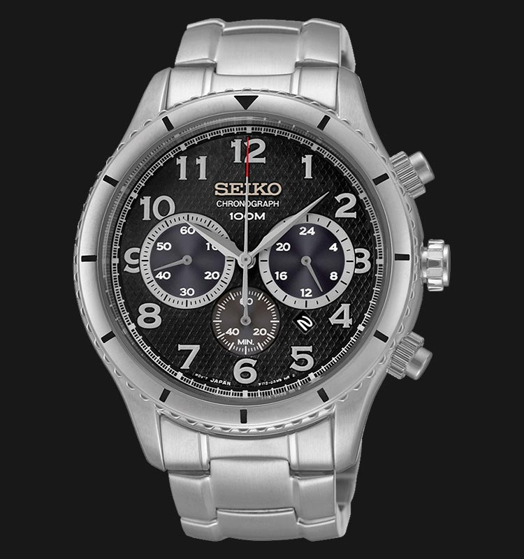 Seiko Chronograph SRW037P1 Machtwatch