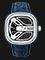 SEVENFRIDAY M1B/01 M-Series Essence Automatic Blue Denim Strap Thumbnail