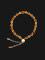 Skagen Jewelry SKJ1211710 Anette Gold Tone Yellow Semiprecious Stone Bracelet Thumbnail