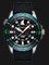 Spinnaker SP-5005-018 Pro-Diver Helium Men Black Dial Black Rubber Strap Thumbnail