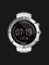 Suunto SS021240000 Kailash Slate Alarm World Time Digital Dial White Rubber Strap Thumbnail