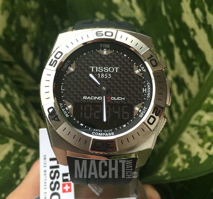 TISSOT RACING-TOUCH T002.520.17.201.01 Machtwatch
