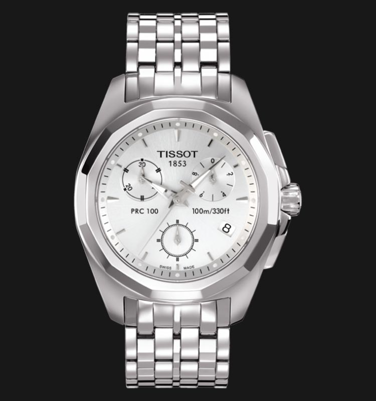 TISSOT PRC 100 Chronograph Lady T008.217.11.031.00 Machtwatch