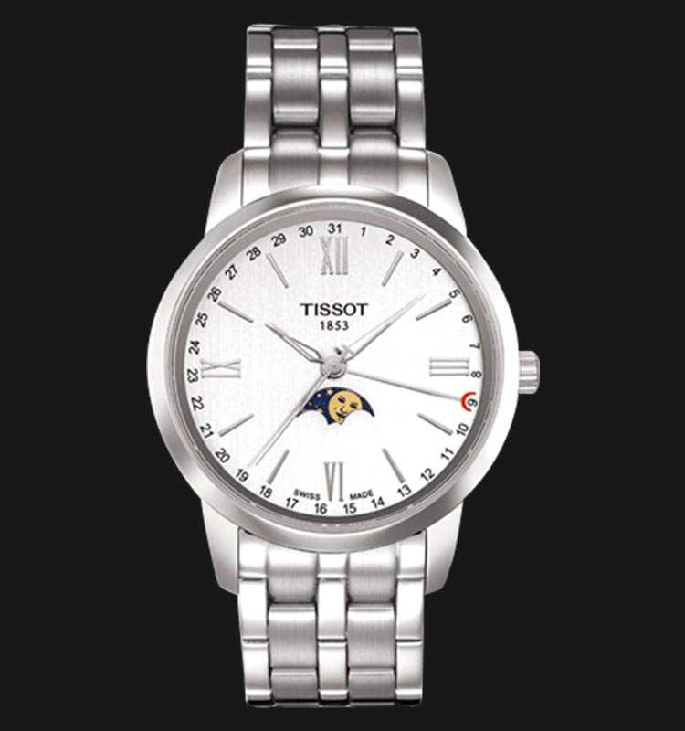 TISSOT Classic Moonphase T033.423.11.038.00 Machtwatch