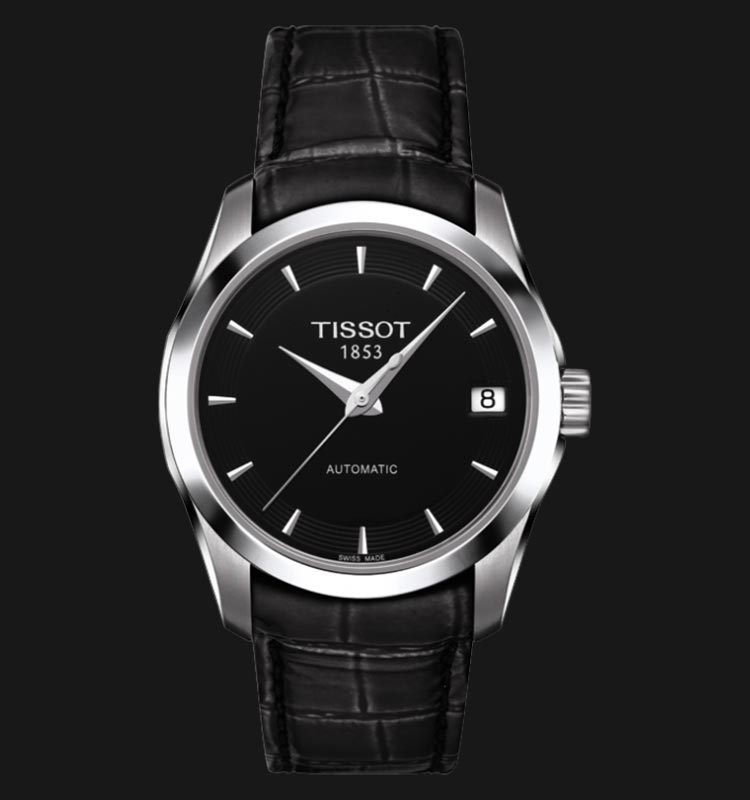 TISSOT Couturier Automatic Lady T035.207.16.051.00 Machtwatch