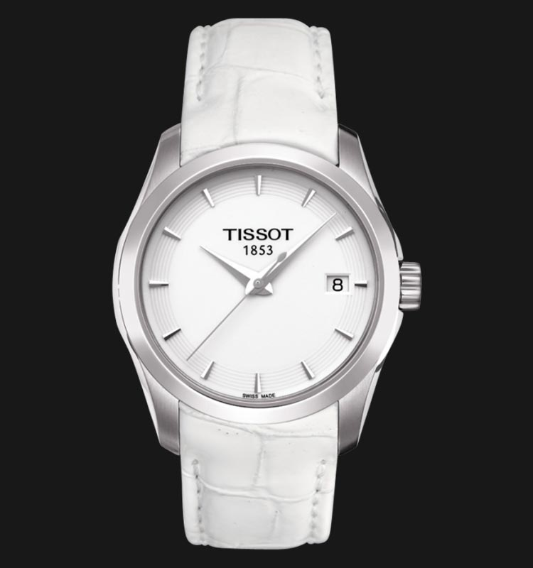 TISSOT Couturier Quartz Lady T035.210.16.011.00 Machtwatch
