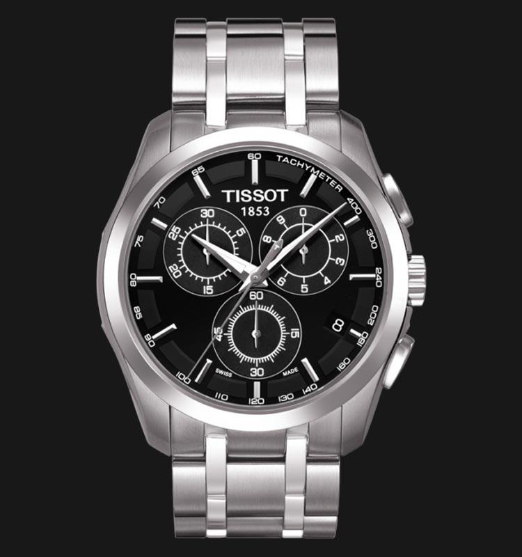 TISSOT Couturier Chronograph T035.617.11.051.00 Machtwatch