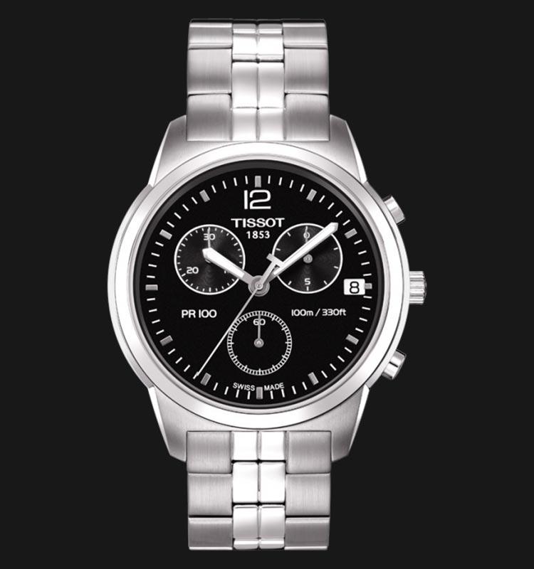 TISSOT PR 100 Chronograph Gent T049.417.11.057.00 Machtwatch