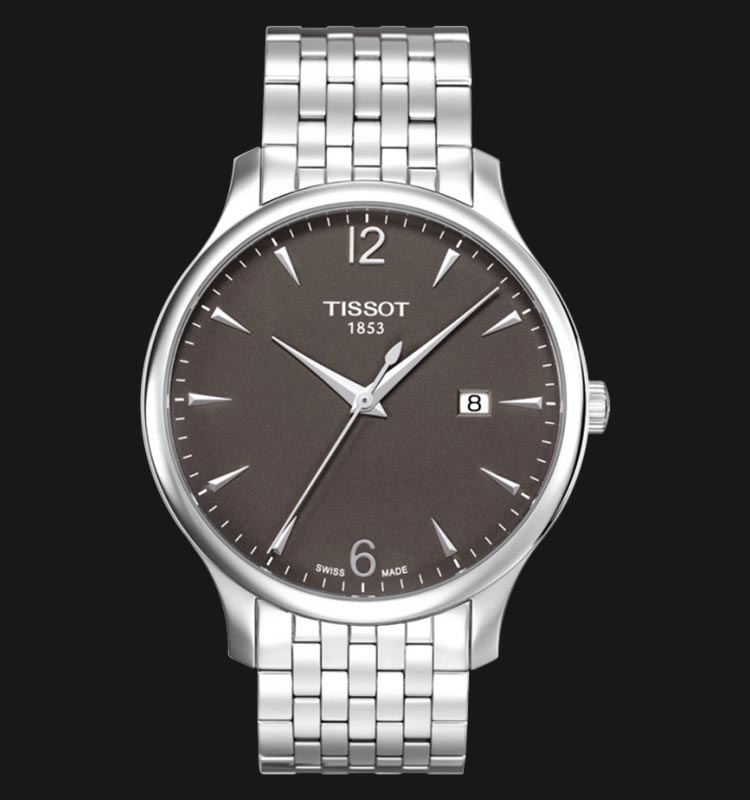 TISSOT Tradition Gent T063.610.11.067.00 Machtwatch